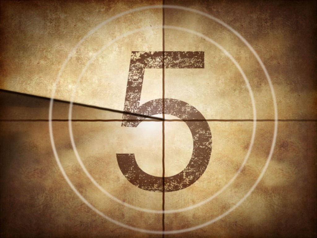 Take 5 Things to Know about Content Marketing and Blogging